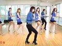 [TL]韩国性感美女团体Nine Muses《Dolls》舞蹈教学