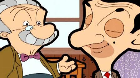 憨豆先生动画系列-09 万能米老鼠