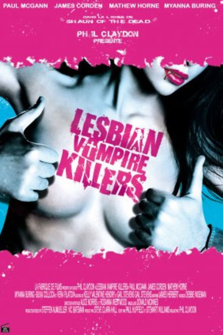 女同志吸血鬼杀手 Lesbian Vampire Killers