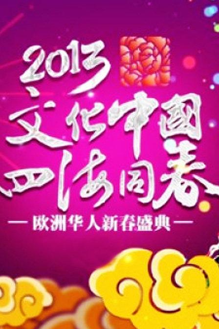 """""""文化中国·四海同春""""法国华侨华人新春晚会 2013"""