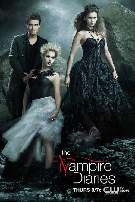 吸血鬼日记 第四季