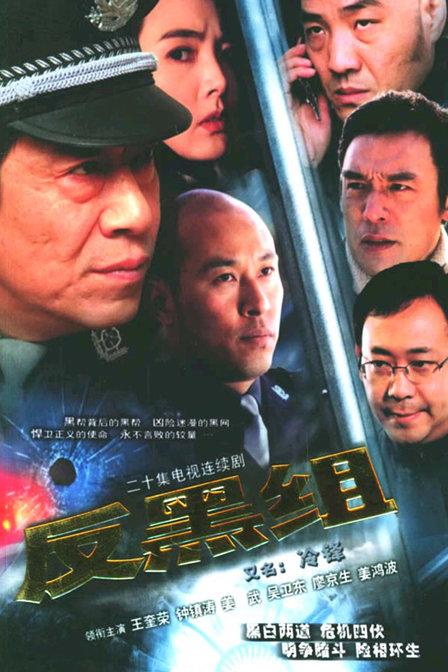 王奎荣警匪电视剧_电视剧:反黑组2004