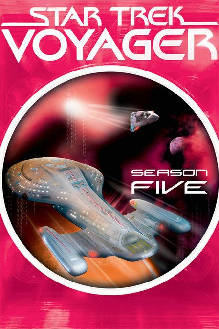 星际旅行:航海家号第五季