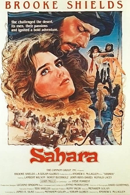 电影:撒哈拉1983图片