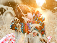 太阳静静唱歌