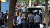 北京:两岁女童被持刀劫持  民警一举将犯罪嫌疑人制服[...