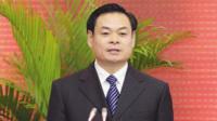 王儒林任山西省委书记