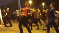 <喜欢你>广场舞节奏秒一切