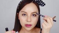 眉毛怎么修,眉毛的画法