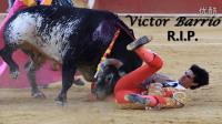 西班牙斗牛士赛场惨死