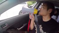 有趣街头实验 看各车主如何反应