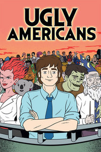 丑陋的美国人 第一季