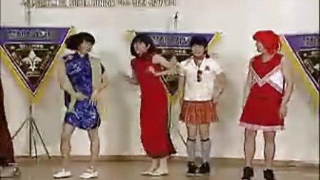 【无双】090424至亲笔记 澈茄敏赫女装秀Gee加SS