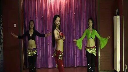 索菲娅肚皮舞初级培训教程(5)