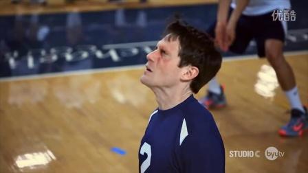 2015 美国男子排球锦标赛 Unc VS Yale 惊奇一幕