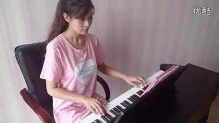告白气球钢琴演奏