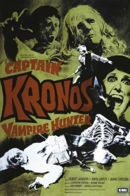 Kronos上尉:吸血鬼猎人海报