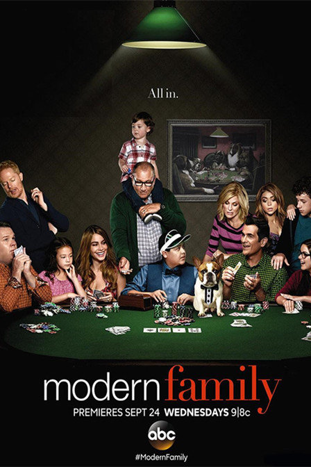 摩登家庭 第6季(2015)