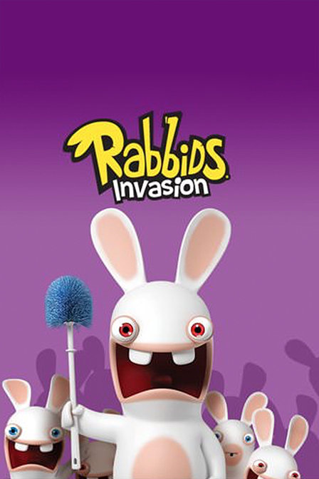 瘋狂的兔子 第一季