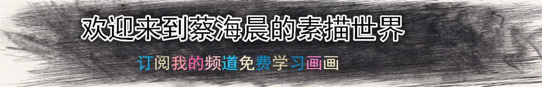 蔡海晨素描 banner