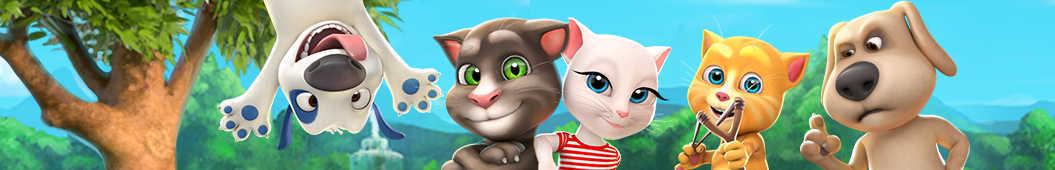 汤姆猫家族 banner