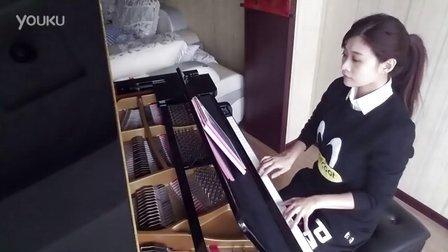 刘瑞琪 房间 钢琴演奏