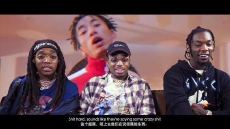 【 】国外说唱歌手是怎么看中国说唱团体海尔兄弟? ? 反应出乎意料! !