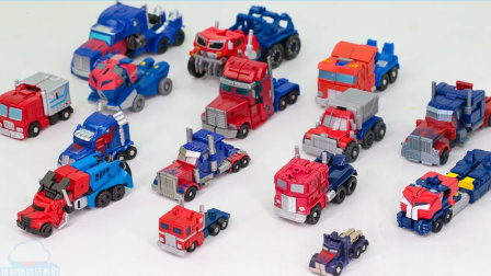 变形金刚救援机器人塞伯坦之战迷你擎天柱卡车车载机器人大全男儿人气【俊和他的玩具们