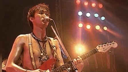 《光辉岁月》黄家驹最真实的声音, 罕见演唱会超清版本!