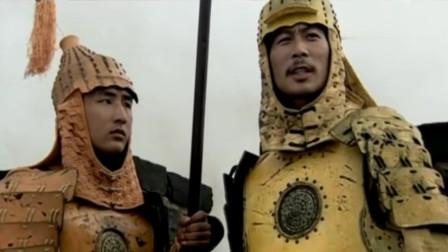 大清风云:多尔衮和朝廷军队剑拔弩张,手下士兵却这样说