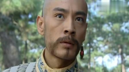 大清风云:马上弑君成功,这时鳌拜来援助顺治,多铎亲自去杀皇上