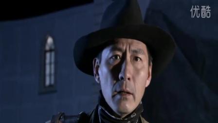 大漠枪神:燕双鹰得知哥哥身份,两人暗杀日军情报处处长,燕双鹰初露本领!