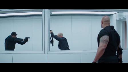 【电影预告娘】巨石强森2019年震撼力作《速度与激情: 特别行动》官方国际版最新预告片
