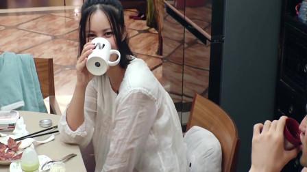 做家务的男人:袁弘说结婚纪念日没礼物,张歆艺:我哪次不是把自己送给了你!