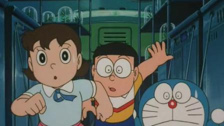 哆啦梦剧场版 宇宙漂流记