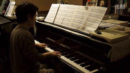 钢琴谱《中国