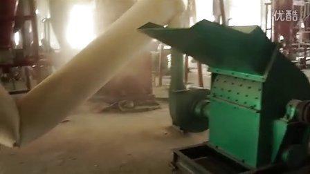木材粉碎機視頻