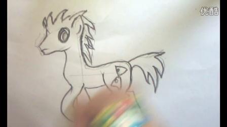幼儿园博士简笔画