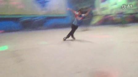 野豹溜冰场极限场轮滑刹车第六季