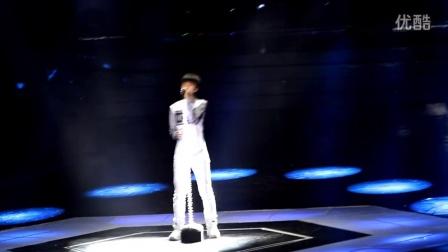 150413 音乐风云榜颁奖礼-王俊凯继续给十五岁的自己