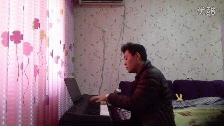 《你的爱》钢琴版