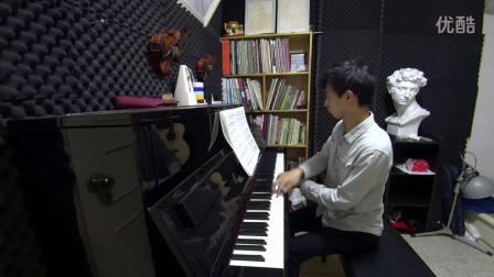 《车尔尼 op. 599》 No. 86 黄雪糕