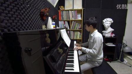 《车尔尼 op. 599》 No. 87 黄雪糕