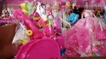玩具学堂 芭比公主的梦想衣橱