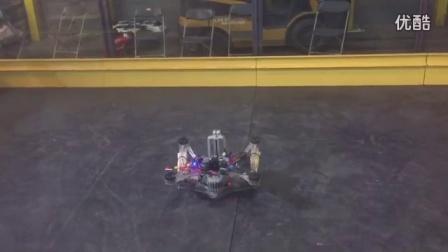 有格斗技能的3D打印飞行机器人AfterByte