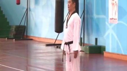《跆拳道品勢教學》教學課例(八年級體育,龍崗實驗學校:劉文展)