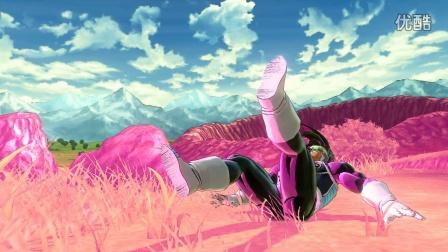 机游戏龙珠超宇宙2实况娱乐解说初体验第二期 开头遗失了!该死的教程!这一期感觉可以忽略不计!