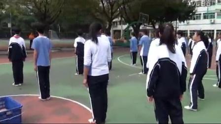 《運動會項目訓練》教學課例(八年級體育,羅湖中學:魏一松)