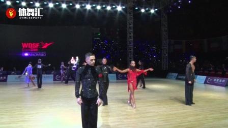 2017年WDSF世界体育舞蹈大奖赛(武汉)