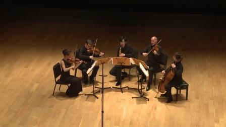 【姜汉超与蒂莫斯四重奏】勃拉姆斯:单簧管五重奏 115 - 第四乐章